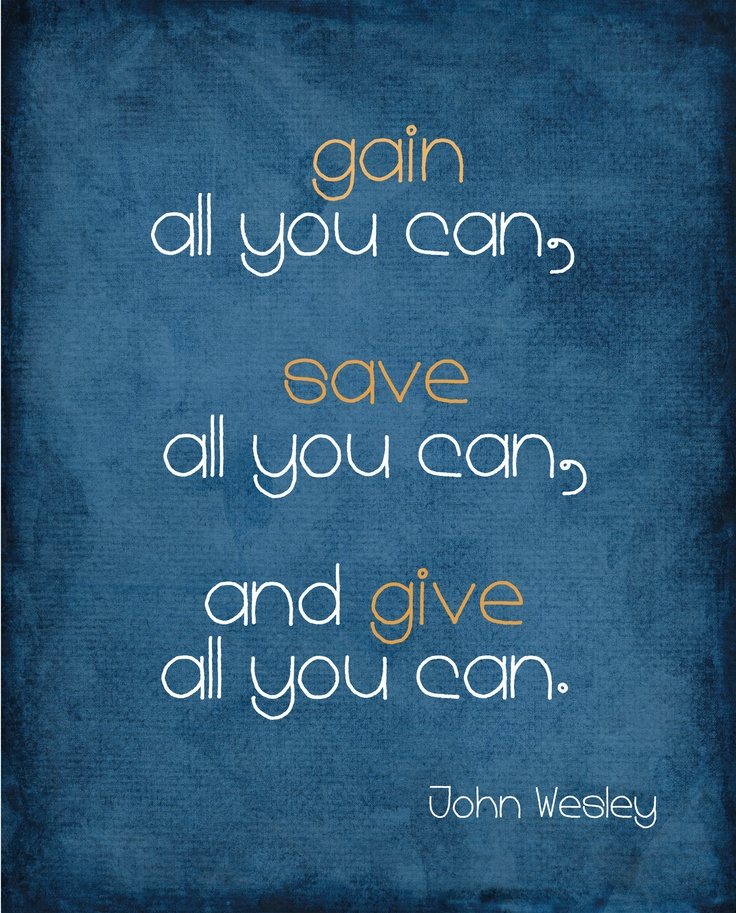 Make,Give,Save