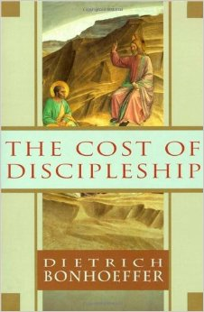cost of discipleship cover