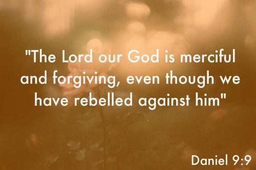 Daniel 9.9