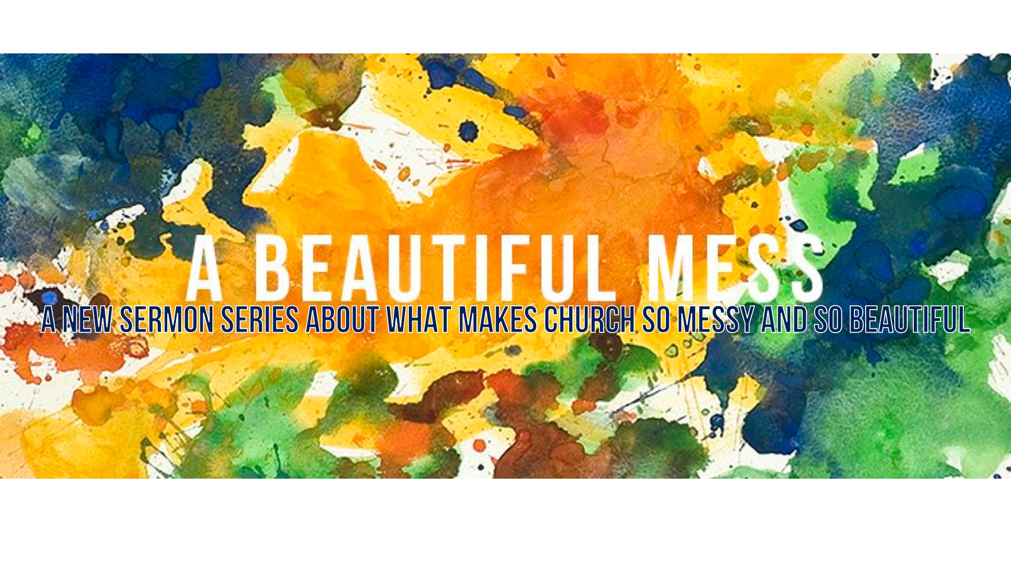 A Beautiful Mess Series Slide