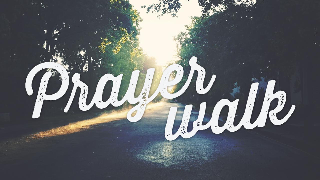PrayerWalk